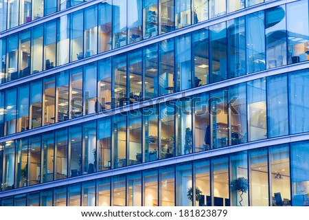windows office building for background  #181823879