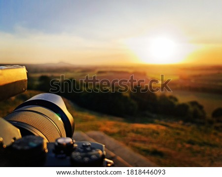 Sunset picture's,  photography England, Sony.