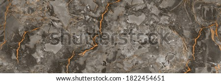 Marble texture background, Natural breccia marble tiles for ceramic wall tiles and floor tiles, marble stone texture for digital wall tiles, Rustic rough marble texture, Matt granite ceramic tile. #1822454651