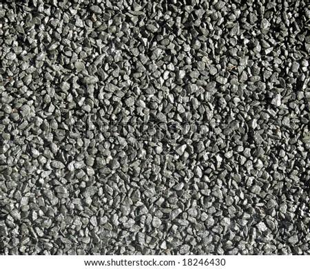 pebble road texture #18246430