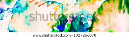 Colourful Tie Dye Illustration. Green Artistic Illustration. White Grunge Banner. Blue Dirty Art Design. Navy Tie Design. Painting Print. Yellow Abstract Pattern.