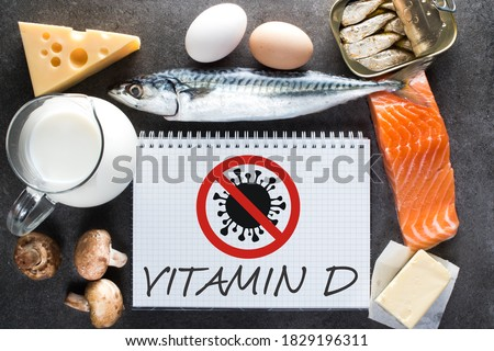 A diet rich in vitamin D and resistance to viruses. Natural sources of vitamin D in food #1829196311