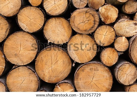wood logs background #182957729