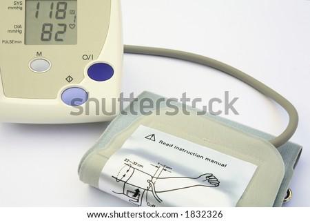 Blood pressure monitor #1832326