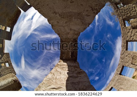 Stonehenge WW 1 Monument, Columbia Valley, Washington State #1836224629