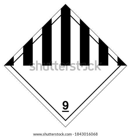 Blank Miscellaneous Symbol Sign, Vector Illustration, Isolate On White Background Label. EPS10 Royalty-Free Stock Photo #1843016068