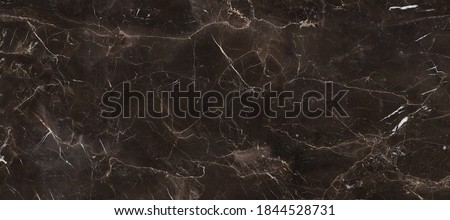 dark brown marble texture background used for ceramic wall tiles and floor tiles surface Royalty-Free Stock Photo #1844528731