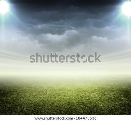light of stadium #184473536