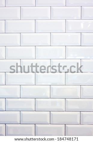 ceramic brick tile wall #184748171