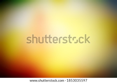 Abstract background in autumn colour scheme with heavy vignette
