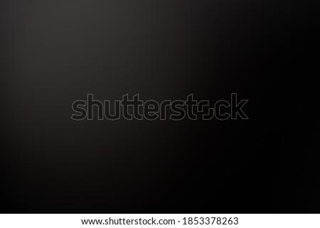 Gradiant Black Background Spotlight White Space Royalty-Free Stock Photo #1853378263
