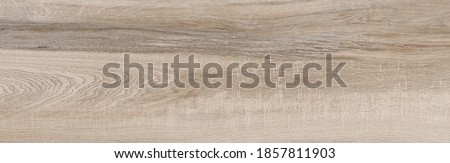 Wood Texture Background, High Resolution Furniture Office And Home Decoration Wood Pattern Texture Used For Interior Exterior Ceramic Wall Tiles And Floor Tiles Wooden Pattern. Royalty-Free Stock Photo #1857811903