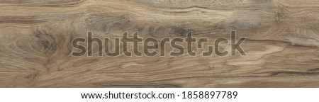 Wood Texture Background, High Resolution Furniture Office And Home Decoration Wood Pattern Texture Used For Interior Exterior Ceramic Wall Tiles And Floor Tiles Wooden Pattern. Royalty-Free Stock Photo #1858897789