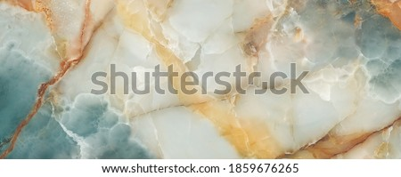 Onyx Marble Texture Background, High Resolution Light Onyx Marble Texture Used For Interior Abstract Home Decoration And Ceramic Wall Tiles And Floor Tiles Surface. Royalty-Free Stock Photo #1859676265