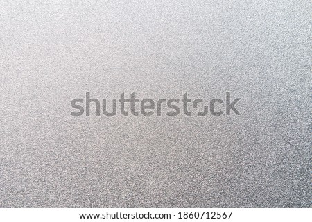 Closeup Frosted Glass Thick Film for reduces visibility across. Toilet wall sticker bathroom decoration. Office films privacy for bathroom Office meeting room.