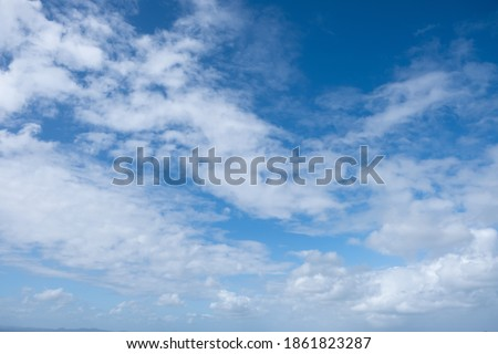Sky replacement photo or for any usage  Royalty-Free Stock Photo #1861823287