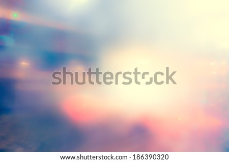 abstract background with bokeh defocused lights and shadow  #186390320