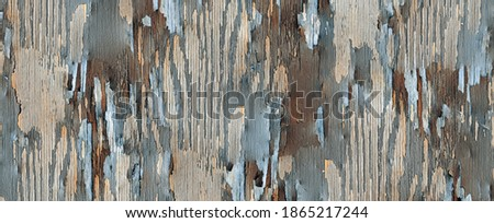 Old wooden texture with natural patterns background, cracked white multi colour, Vintage wood background with peeling paint, high resolution.