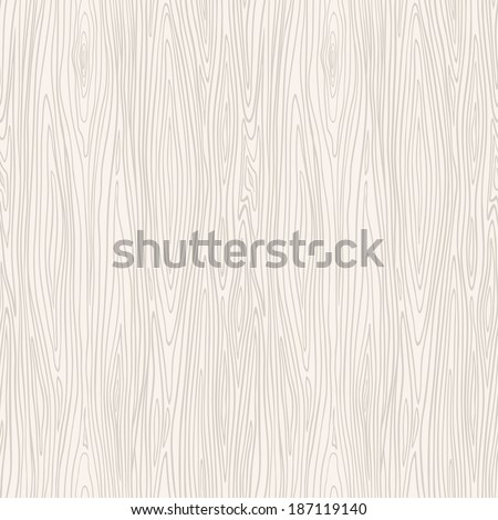 Wood texture template. Seamless pattern. Vector illustration. Royalty-Free Stock Photo #187119140