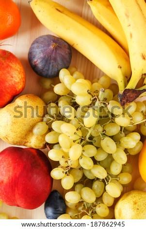 fresh fruits #187862945