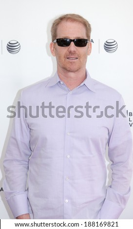 New York, NY, USA - April 19, 2014: Gregg 'Opie' Hughes attends Tribeca Talks: After the Movie: 'Champs' during the 2014 Tribeca Film Festival at the SVA Theater, Manhattan #188169821