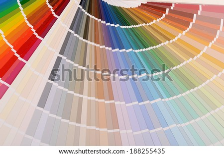 The color palette a background close up #188255435