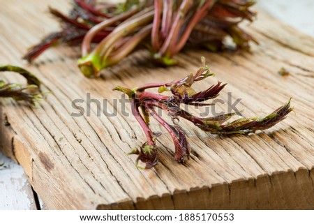 chinese toon asian food cooking Royalty-Free Stock Photo #1885170553