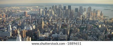 Manhattan Downtown #1889651