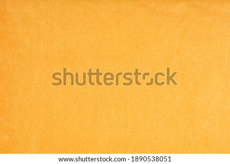 Yellow paper with texture for background. High quality texture in high resolution. Tissue paper.