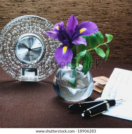 Schreibtisch-Ambiente #18906283