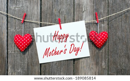Happy Mother's Day #189085814