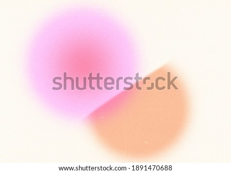 Abstract gradient blurred pattern colorful with grain noise effect background, for product design and social media Royalty-Free Stock Photo #1891470688