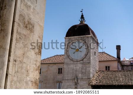A beautiful shot of Split, Croatia #1892085511