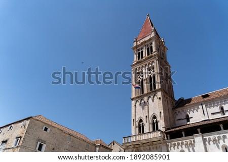 A beautiful shot of Split, Croatia #1892085901