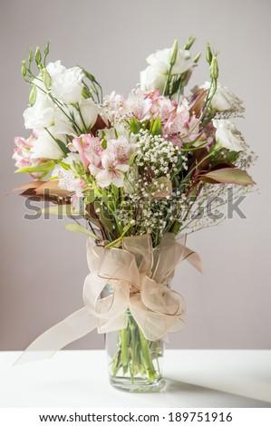 flowers in vase #189751916