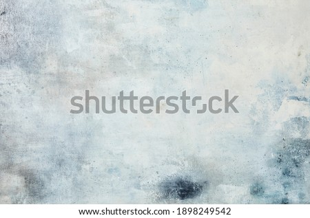 Textured waxed painterly background for food photography or similar