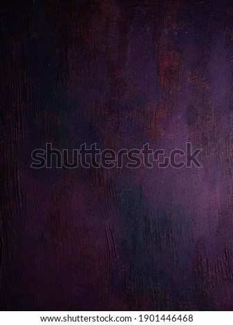 Textured, purple backdrops used in food photography.