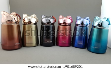 Vacuum flask or thermal insulation bottled water