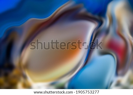 Digital abstract suitable for backgrounds for web sites or print projects