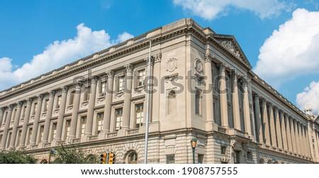 Philadelphia Juvenile Court Pennsylvania USA Royalty-Free Stock Photo #1908757555