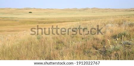 Little Missouri National Grassland in North Dakota, USA Royalty-Free Stock Photo #1912022767