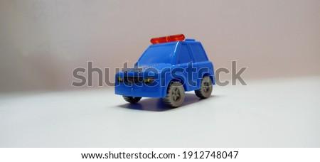 February,9-2021 : Mini police car