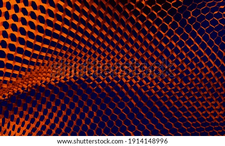 Future geometric patterns.Halftone Pattern Abstract  modern background for Template Brochure, Flyer, Banners,Comic, Business Card, Web Page.Copy space. Royalty-Free Stock Photo #1914148996