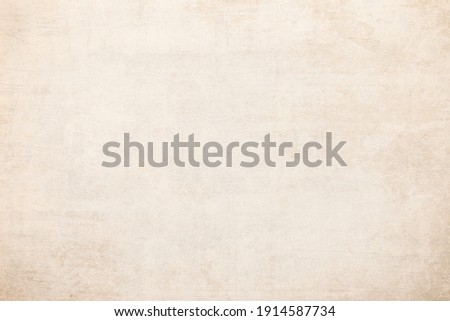 OLD NEWSPAPER BACKGROUND, BROWN GRUNGE GRAINY PAPER TEXTURE, TEXTURED PATTERN WITH NEWSPRINT, BLANK WALLPAPER TEMPLATE, BANNER DESIGN Royalty-Free Stock Photo #1914587734