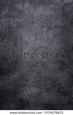 handmade gray and white photography backdrop, empty acrylic painted, full frame background texture, top down view