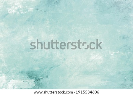 Pale blue backdrop grunge background or texture Royalty-Free Stock Photo #1915534606