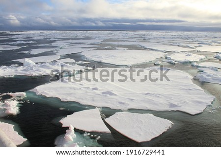 Climate Change, Polars, Arctic, Antarctic, Earth, Frozen, Glacial, İceberg, Outdoor, Nature, Ocean, Wild, Wilderness, Wildlife, Environment, Expedition, İce, Weather, White, Yunus Topal, Scenic,   Royalty-Free Stock Photo #1916729441