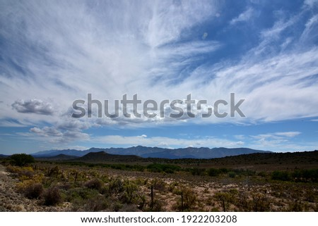 Down in the bottom of the Valley of Desolation near Graaff-Reinet Royalty-Free Stock Photo #1922203208