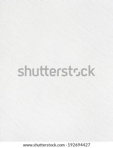 White fabric texture #192694427