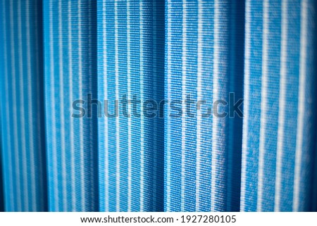 Blue image with white pattern for background image